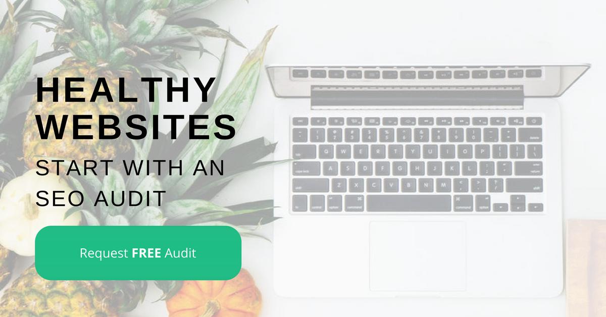 healthy websites seo audit CTA
