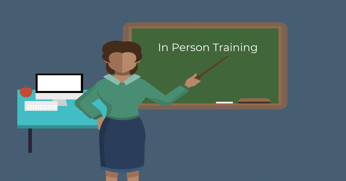 In-person Training