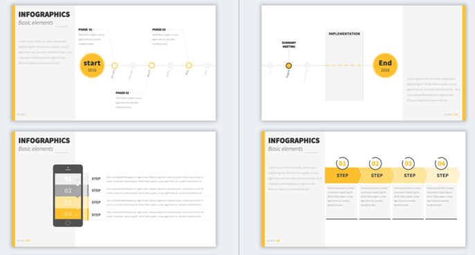 3 free ppt templates to make your training more memorable, Presentation templates