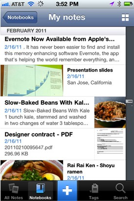 Using Evernote to Design and Deliver Training