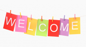 welcome new