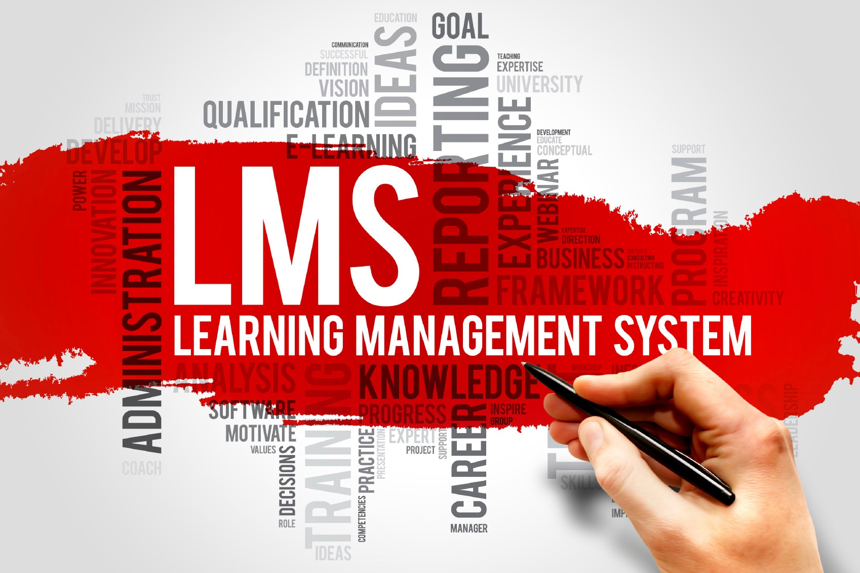 Advantages of an LMS