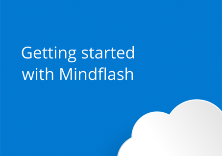 Getting Started with Mindflash