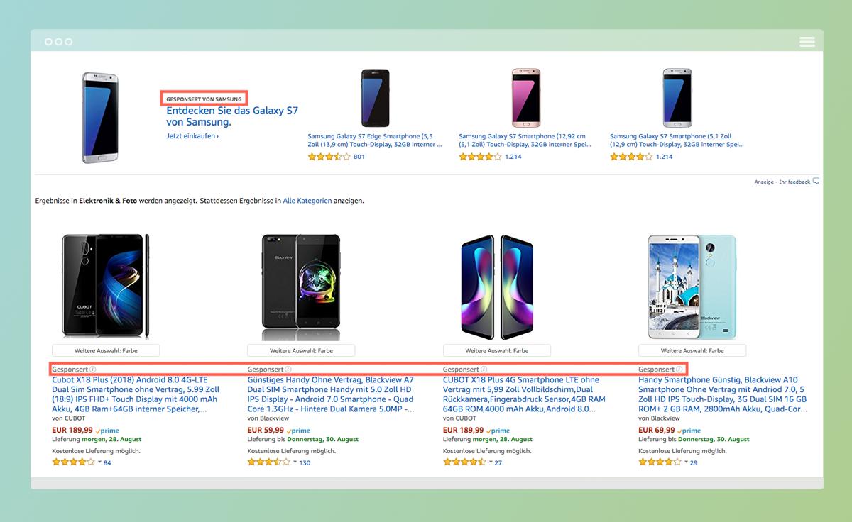 Amazon Advertising Das Musst Du Wissen