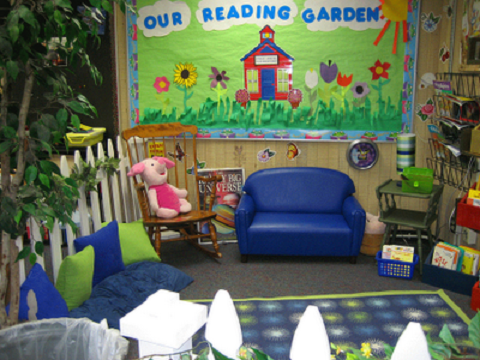 What is your ideal classroom for Elementary school mural ideas