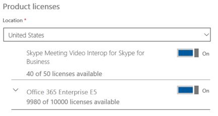 office 365 skyp for business admin application error