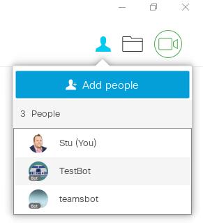 Cisco Spark Bots chatting to…  Microsoft Teams?!?