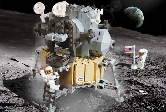 lego moon lander technic skype for business