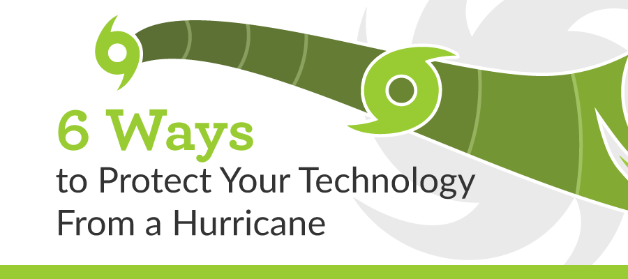 Protecting your techology from natural disasters