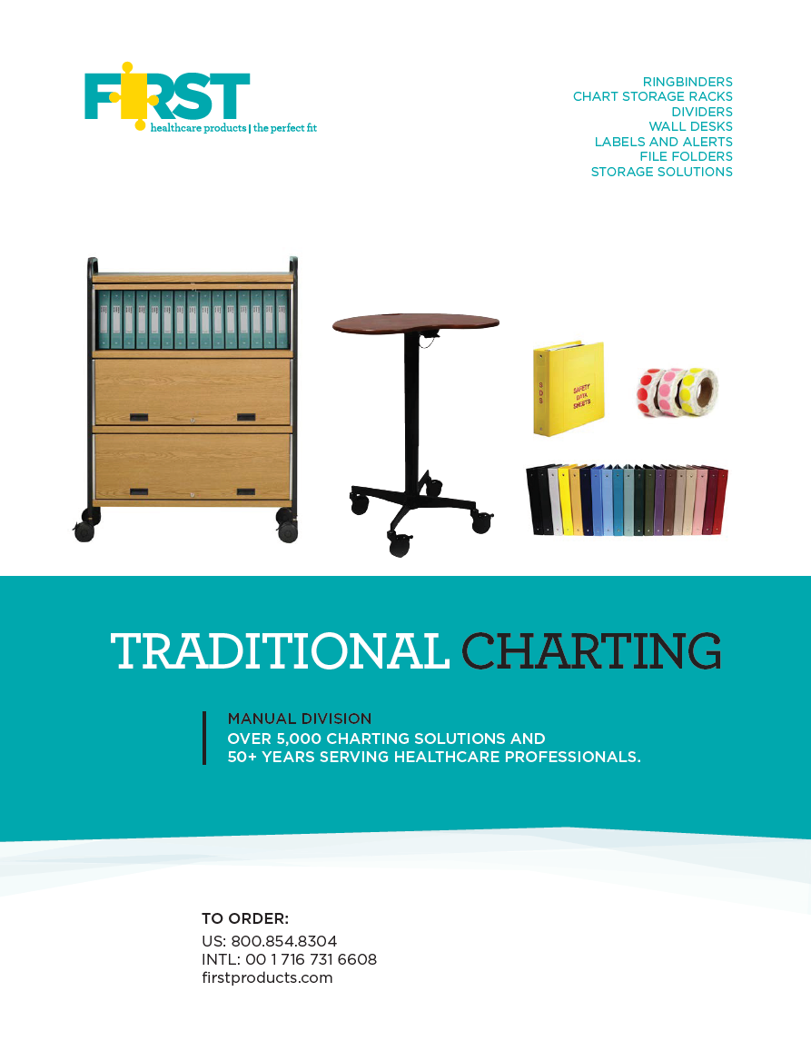 Traditional Charting Catalog