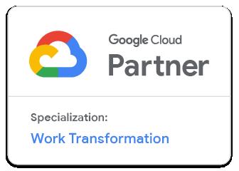 G Suite | Work Transformation Specialisation