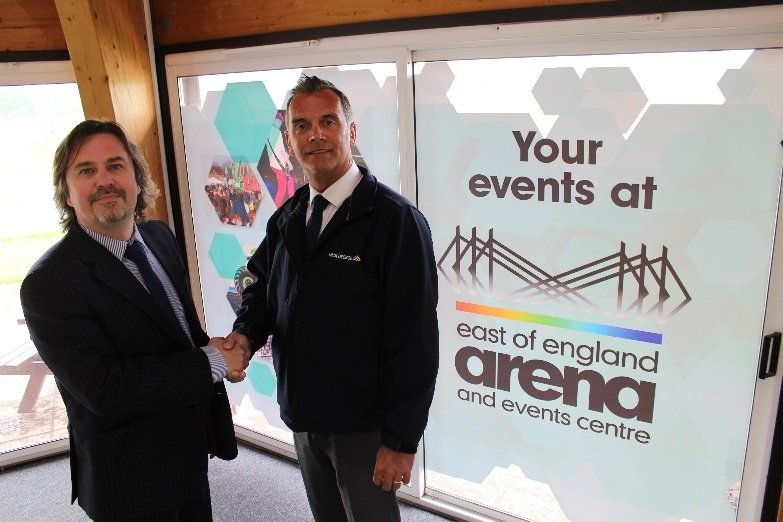 East of England Arena awards comprehensive FM contract ahead of festival season.