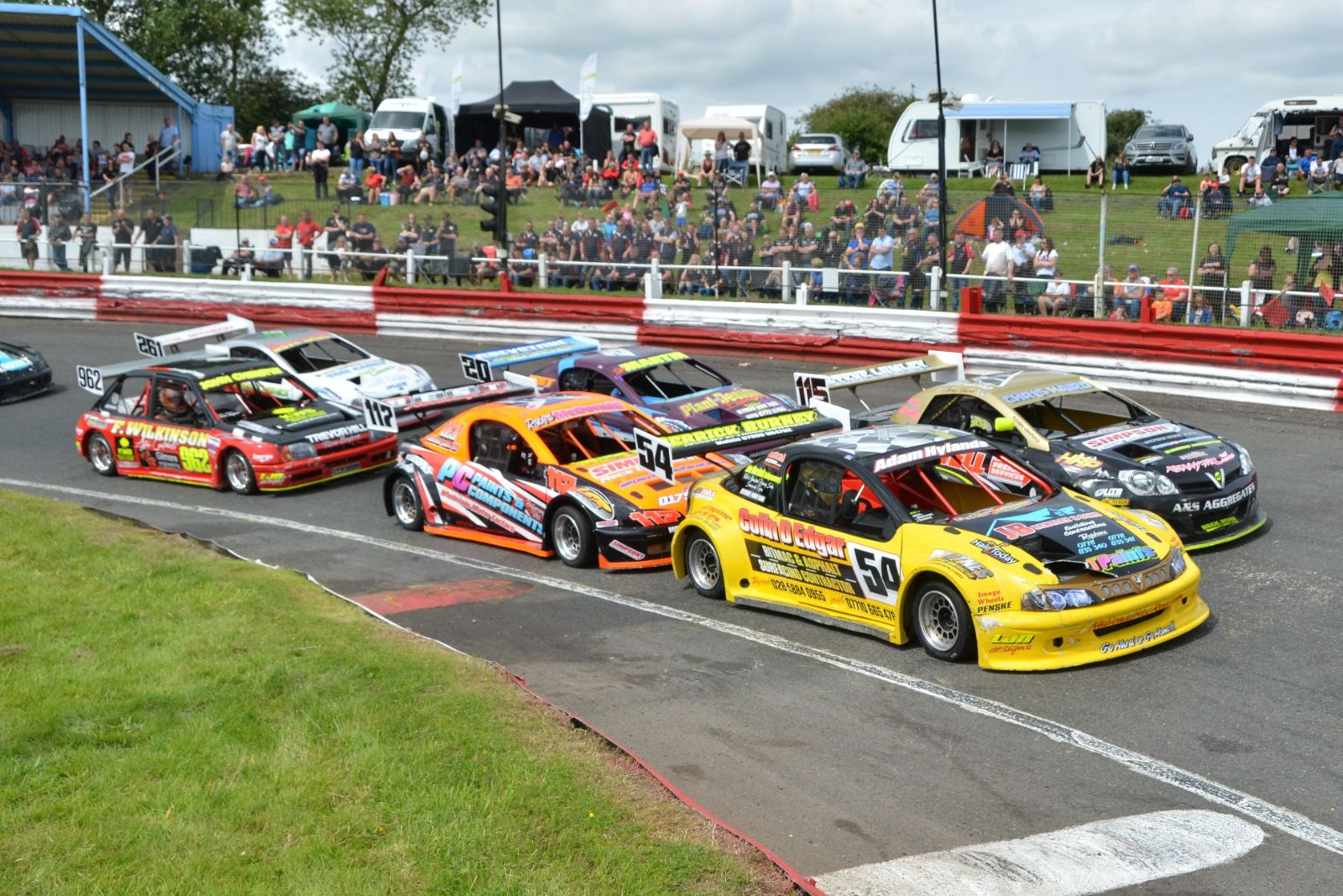 Brand new motorsport event to debut at East of England Arena in 2019