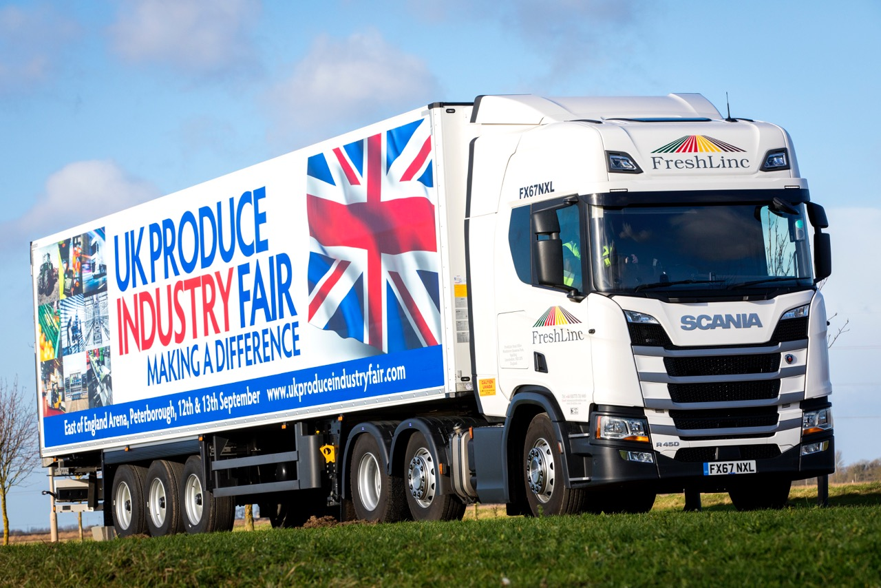 UK Produce Industry Fair returns to East of England Arena for 2018.