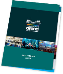 East of England Arena brochure
