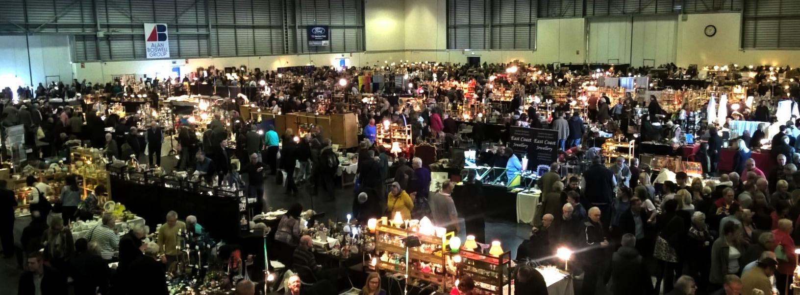 Peterborough Festival of Antiques returns to East of England Arena in 4-year deal.