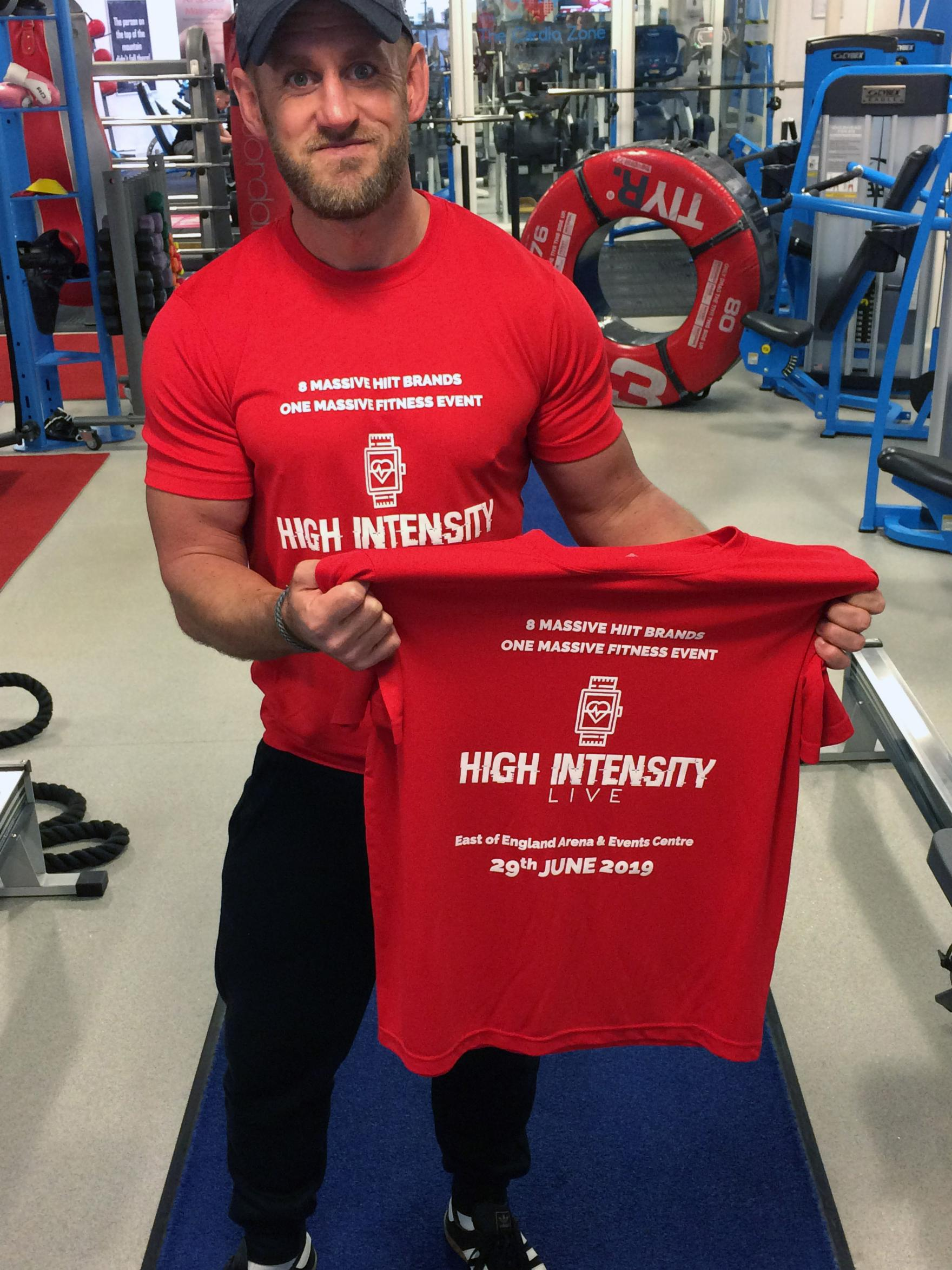 East of England Arena welcomes brand-new fitness event.