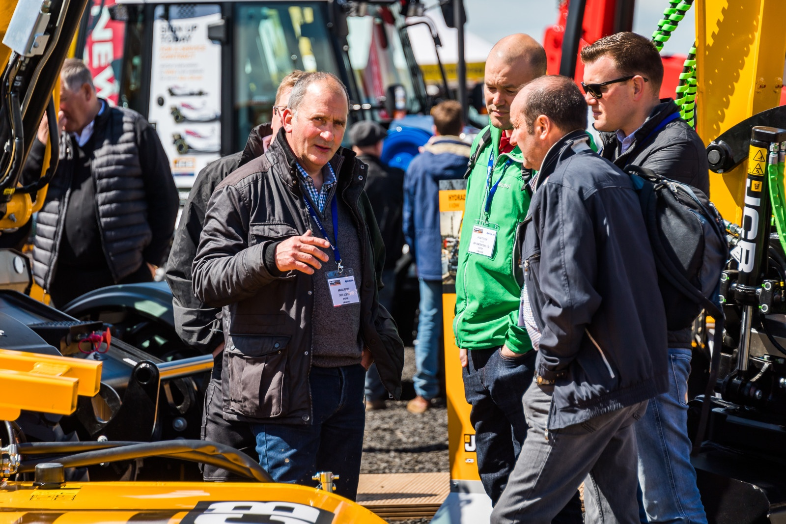 RAILWORX to join with PLANTWORX at East of England Arena.