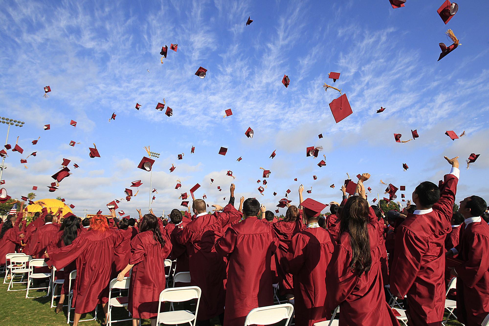 after high school graduation what next