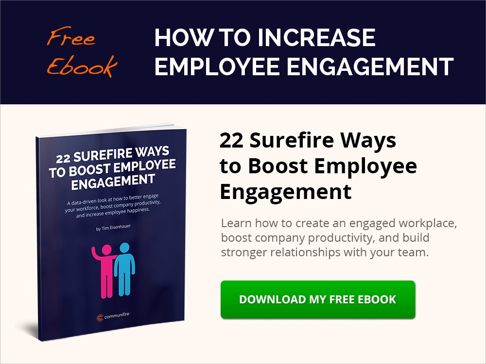 how to use employee engagement to increase motivation levels Engaged employees are a company's best asset boost your employee engagement levels with these 5 initiatives for a committed workforce.
