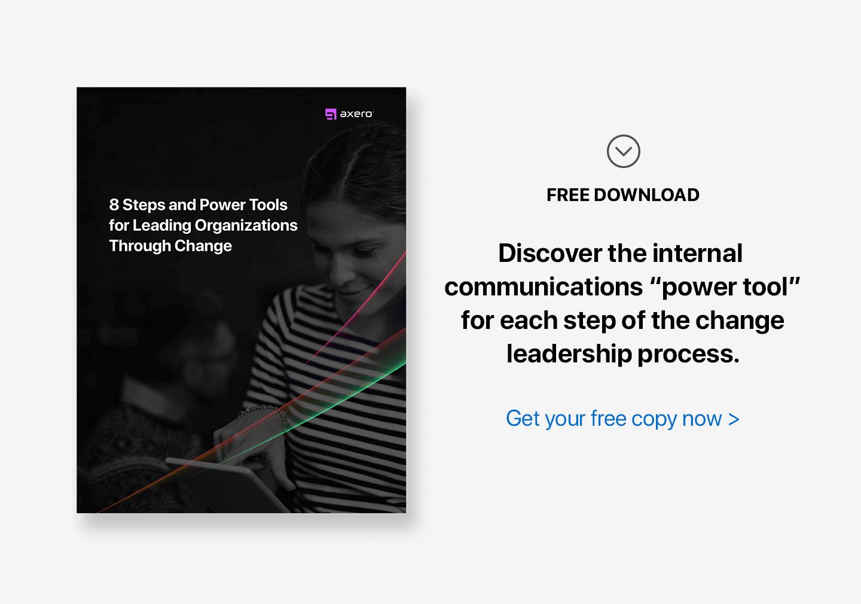 Change Management Strategy & Communication Best Practices