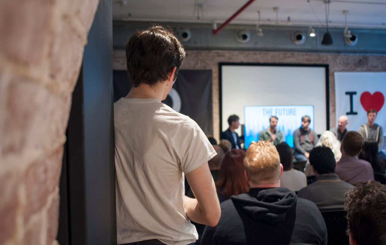 Crowd for Connected Spaces-and-Future-of-Work