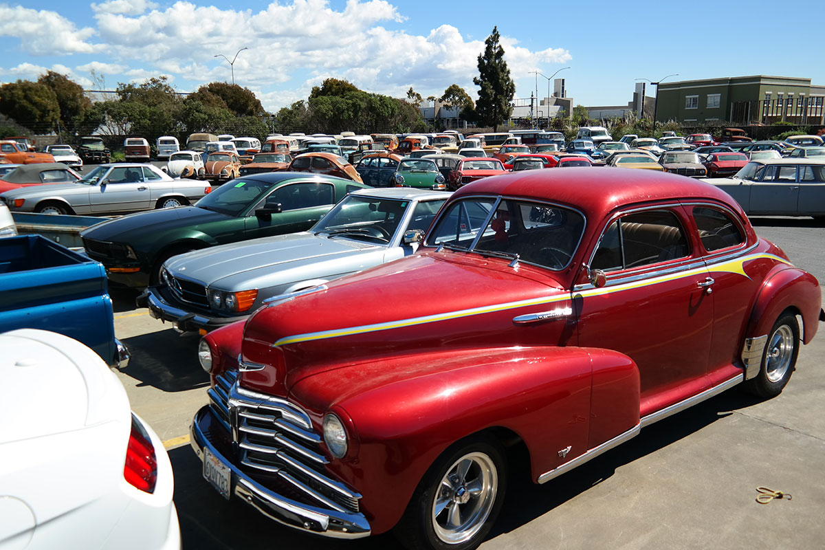 Which American Classic Cars Are Most Popular Overseas