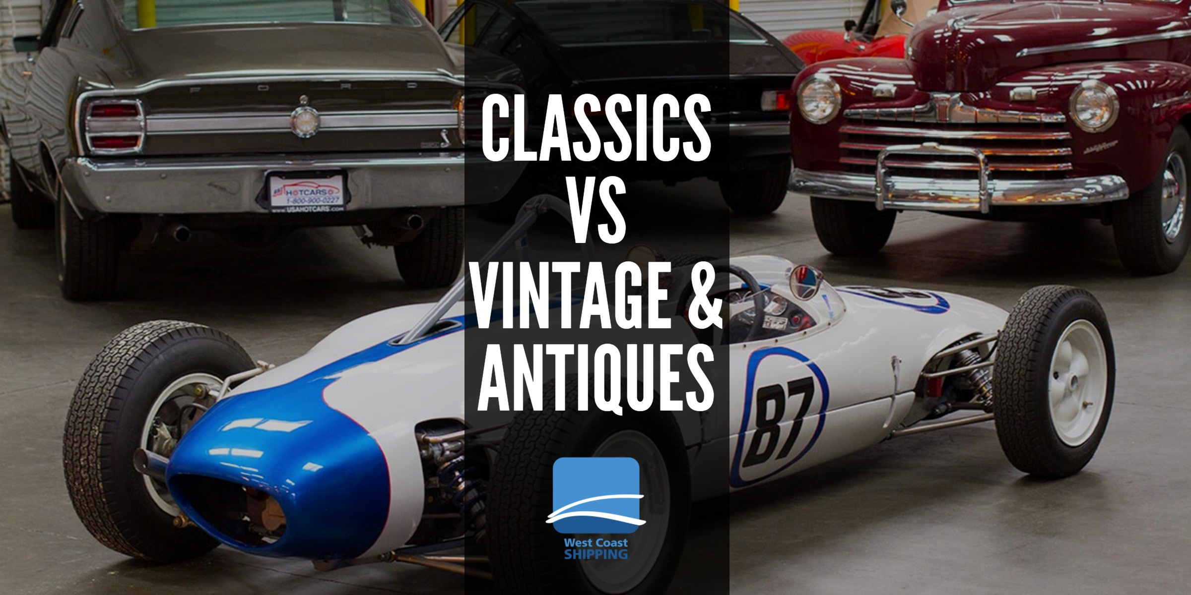 Vintage Vs Antique >> The Difference Between Classics Vintage Antique Cars