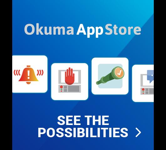 Okuma App Store | Machine Tool Apps