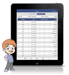 Automatically collects student incidents and easy to add into student's IEP.
