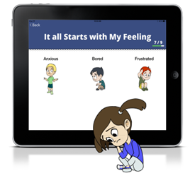 KidConnect for the iPad