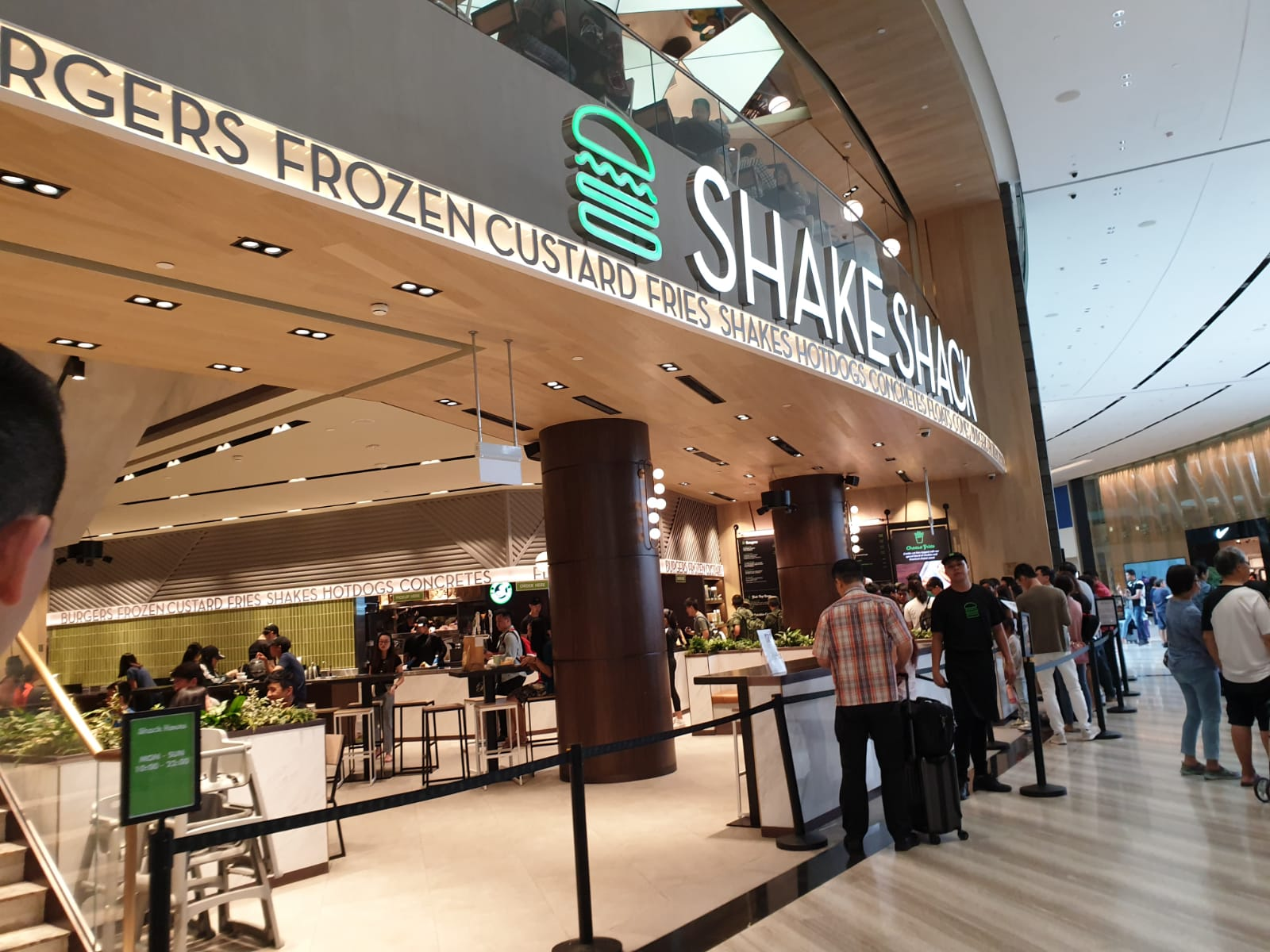 Shake Shack Jewel Changi