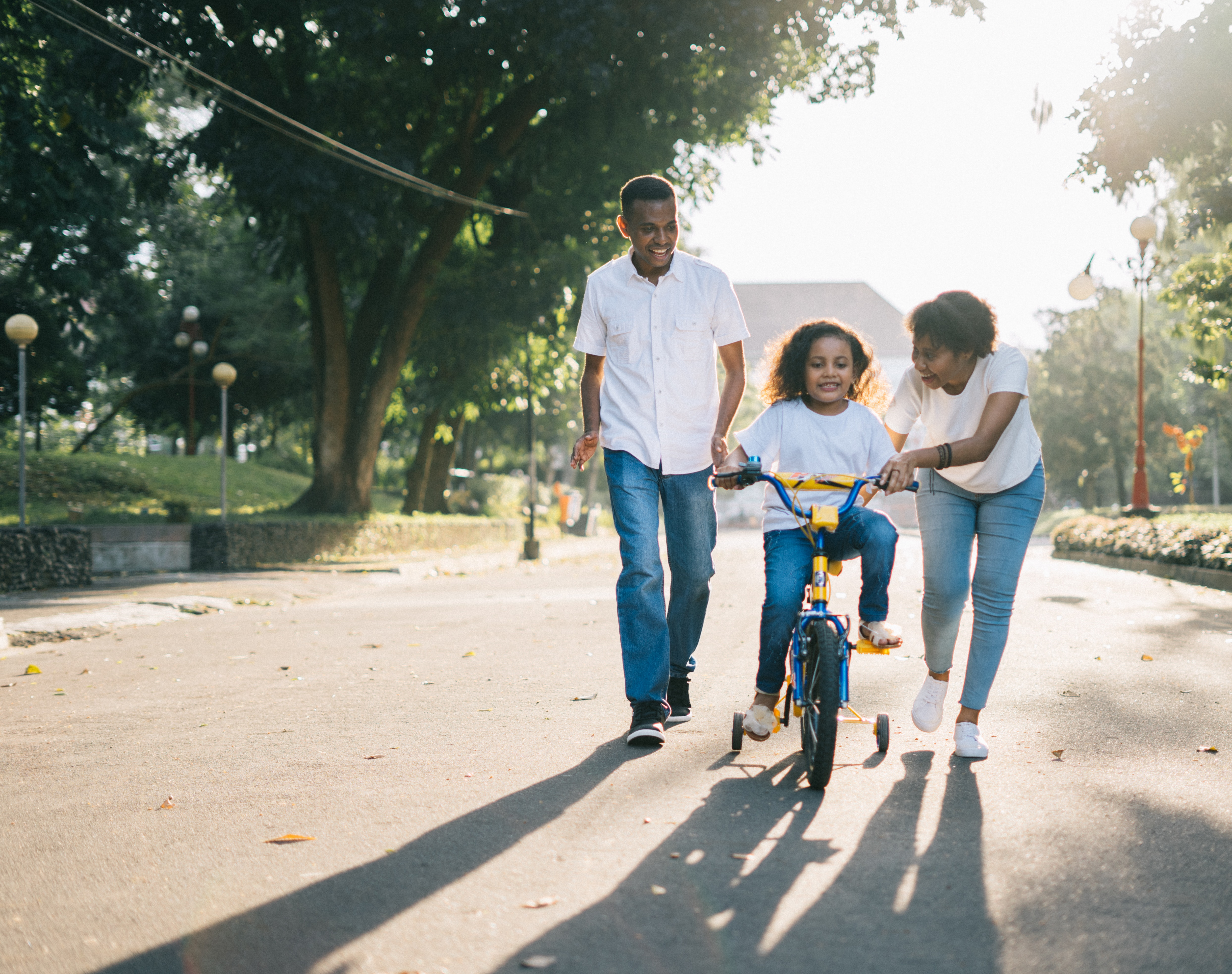 Learning to ride a bike is a big moment - CLARA blog