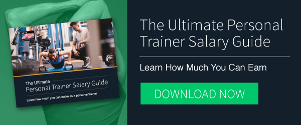 AFPA Publishes Guide to Personal Trainer Salaries