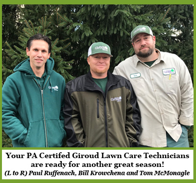Giroud Lawn Care Technicians