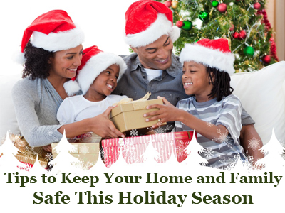 Tips to keep your home and family safe this holiday season-hubspot