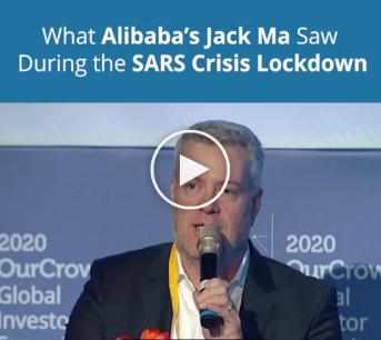 Jack Ma Sars