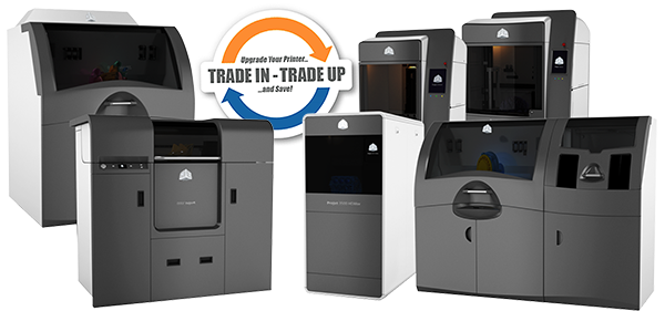 3D Systems Trade-In Printer