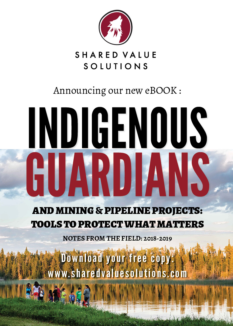 Announcing New eBook: Indigenous Guardians and Mining