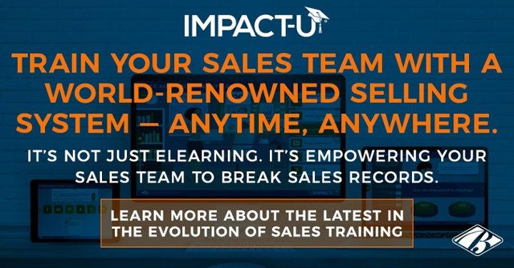 Train your sales team with a world-renowned selling system — anytime, anywhere.