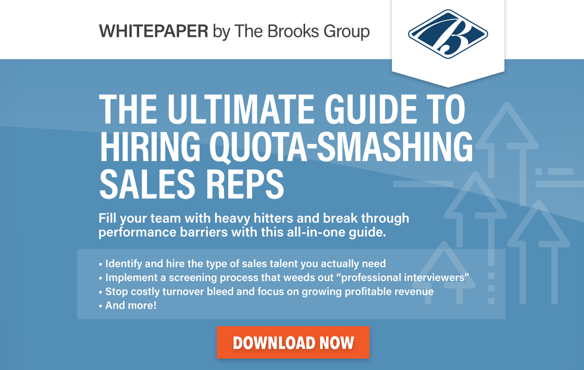 The Ultimate Guide to Hiring Quota-Smashing Sales Reps