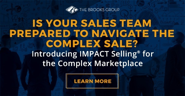 Is Your Sales Team Prepared to Navigate the Complex Sale?
