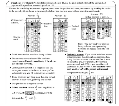 direct instruction math example
