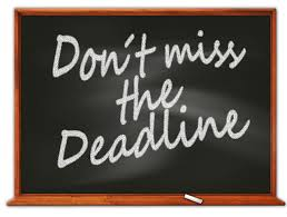 Ib coursework deadlines 2015