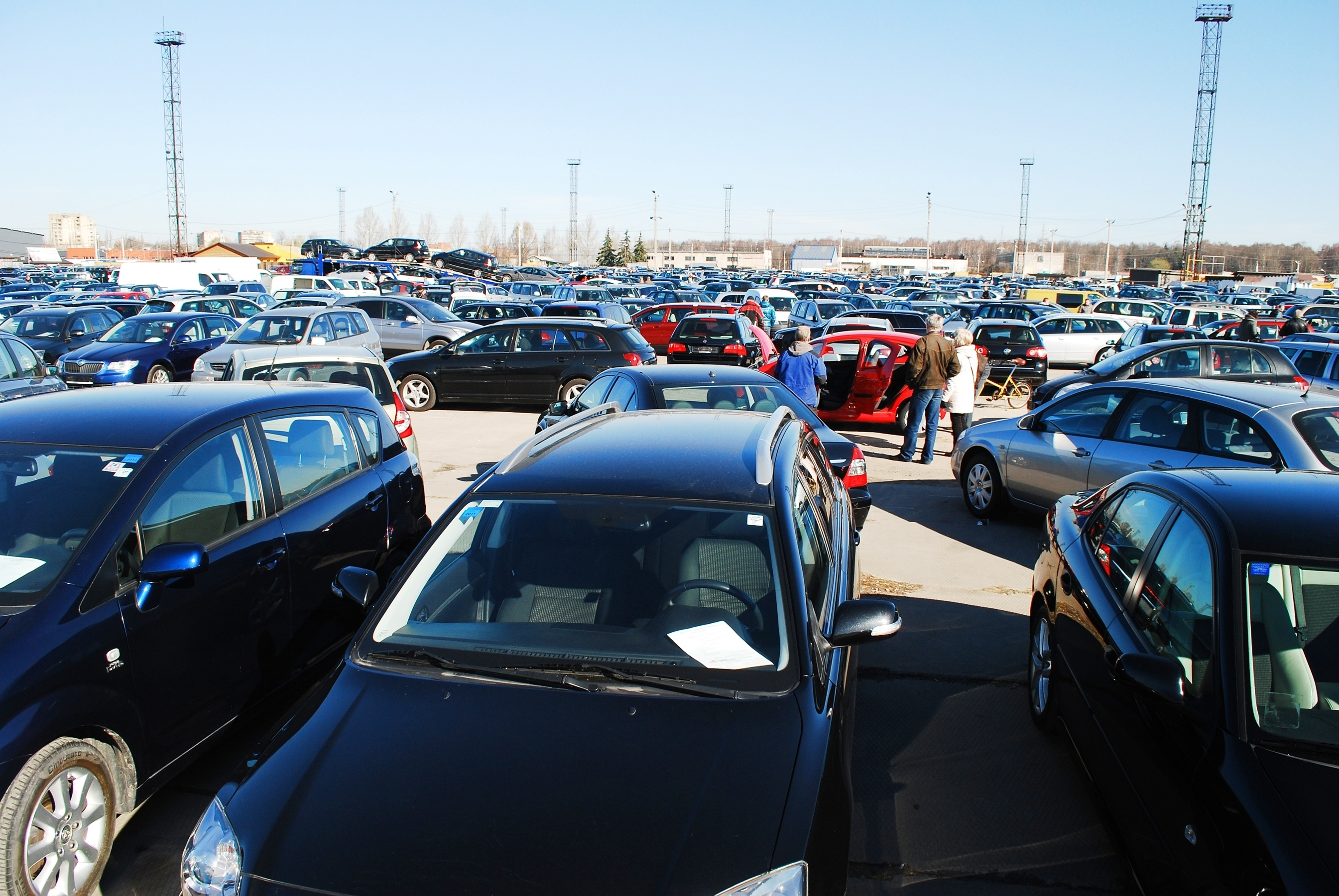 Used Car Auctions Near Me >> 7 Steps - How To Get A Michigan Car Dealer License