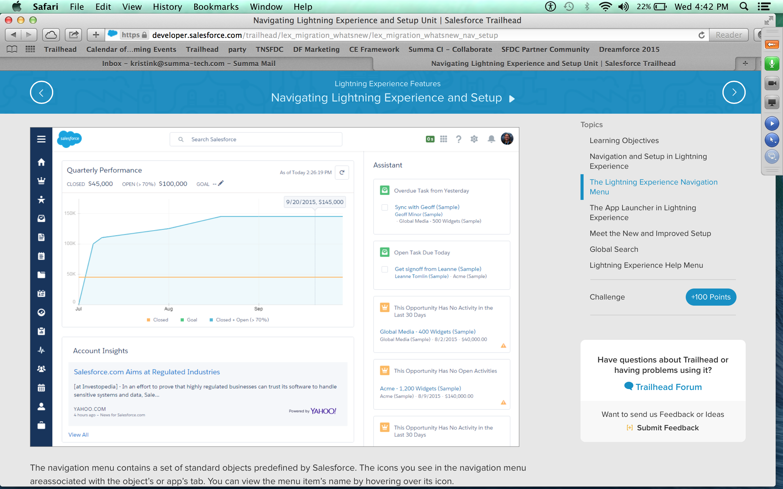 Salesforce Lightning Experience is Here