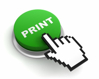 Making the Most of the Print Button