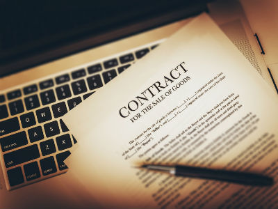 Without An International Sales Contract, You'Re Setting Yourself