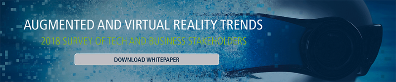 Download the Augmented and Virtual Reality Trends Whitepaper