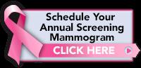 schedule your mammogram